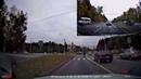 Видео №2 другой способ проезда перекрёстка с круговым движением в Чебоксарах на кольце Роща
