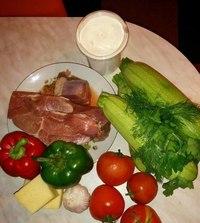 Кабачки и баклажаны (вторые блюда) UIfZ58UY2b0