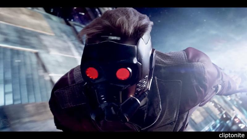 Guardians Of The Galaxy (2014) IMAX Blu-ray CLIP   Star-Lord Gets His Walkman Back (Scene)   HD