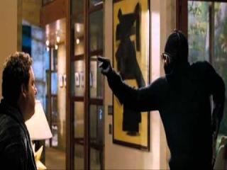 из фильма Аферисты Дик и Джейн развлекаются через изменитель голоса :D