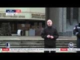 Включение с под ВР АР Крыма, сюжет Максима Алексопольского, корреспондента телеканала