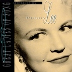 Peggy Lee альбом Great Ladies Of Song / Spotlight On Peggy Lee