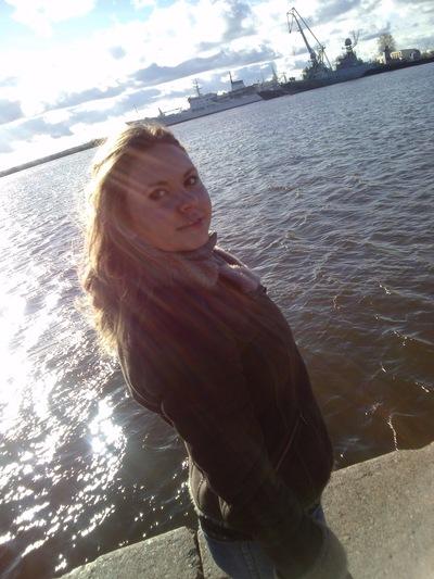 Карина Михайлова, 17 апреля 1992, Москва, id16648946