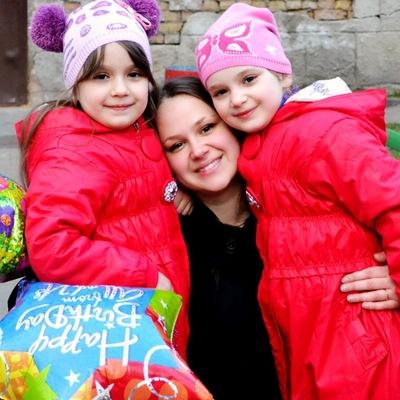 Анастасия Бульба, 17 марта , Киев, id21211300