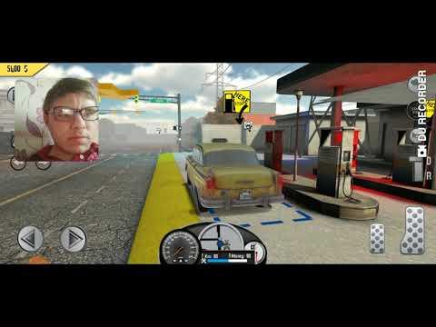 (Обзор) Игра Taxi Simulator 1976 pro (Стоит В казахстане 370 Тенге)