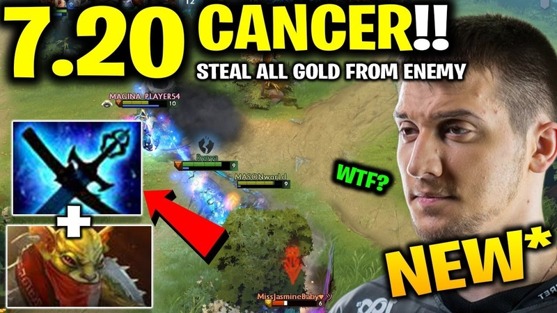 NEW* BOUNTY HUNTER CARRY ARTEEZY with His IMBA SKILL REWORKED!