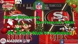 Denver Broncos vs. San Francisco 49ers NFL 2018-19 Week 14 Predictions Madden NFL 19