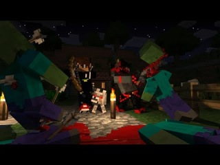 Minekraft DeyZ- ������� (3 �����)