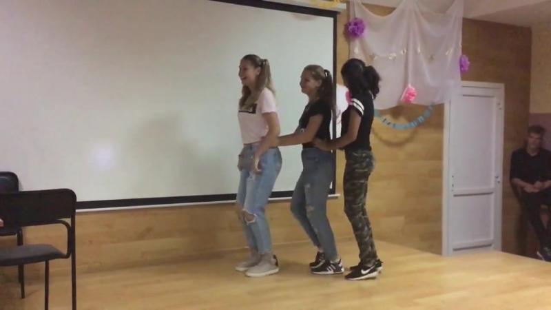 Танец на закрытие 2 смены