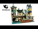 Lego Ninjago 70657 NINJAGO City Docks - Lego Speed build