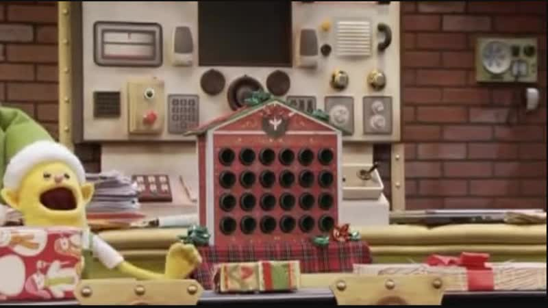 16 Крис и Мас - Фабрика Санта Клауса