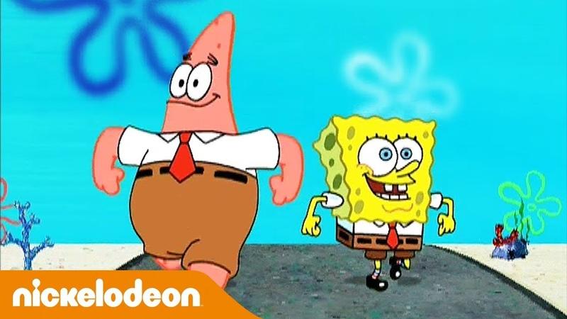 Губка Боб Квадратные Штаны | 2 сезон 3 серия | Nickelodeon Россия