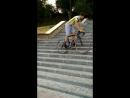 Стас по лестнице