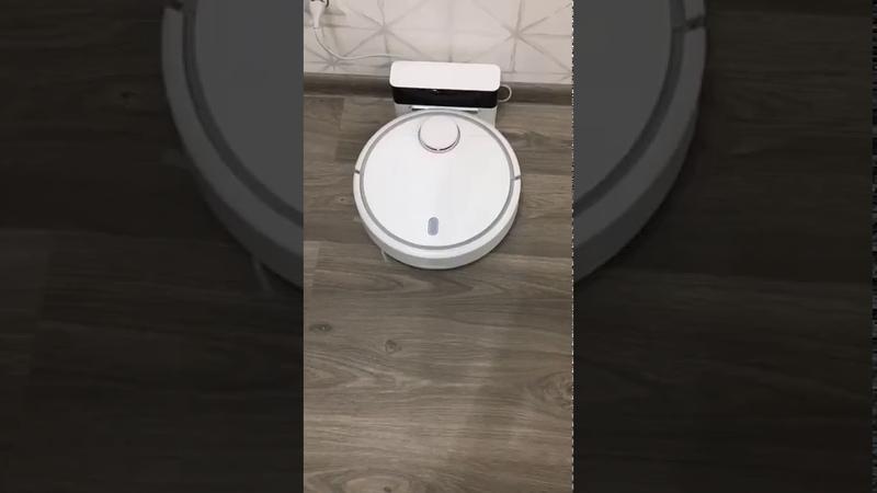 Кожаные ублюдки для робота пылесоса aka Xiaomi Vacum by bartwell