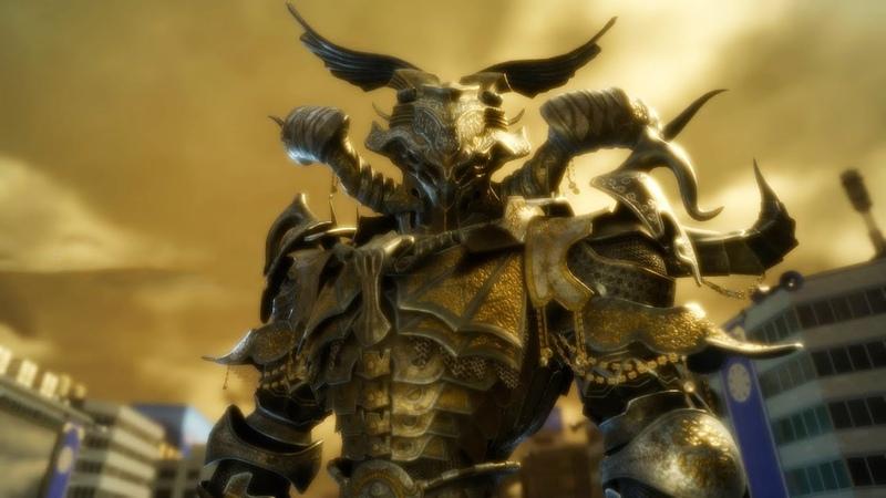 Final Fantasy XV Episode Ardyn Somnus Boss Fight