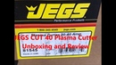 JEGS CUT 40 Plasma Cutter Unbox and Review - Inexpensive!!