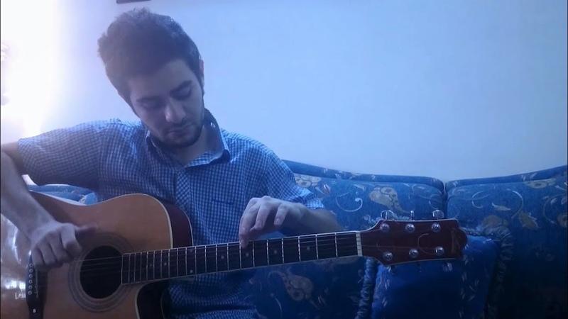 Fayrouz نسم علينا الهوى Oriental Acoustic Fingerstyle Jubran Jacob