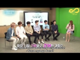 170522 Entertainment Weekly: специальное интервью с Infinite на День Учителя [rus sub]
