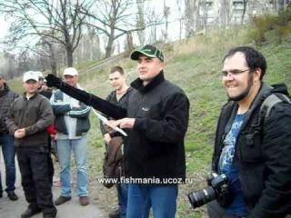 МАВЕР, болонка-фидер, Русановка - 7-8 апреля 2012