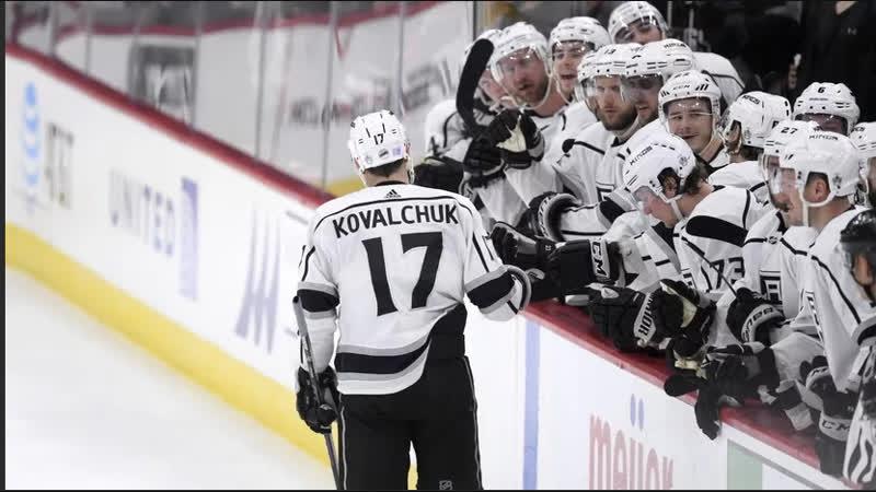 НХЛ 2018-2019 Лос-Анджелес Кингз - Колорадо Эвеланш 1-7 (19.01.2019)