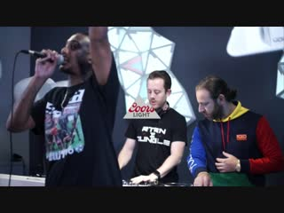 CHASE & STATUS - Live Jungle Set in The Lab LDN