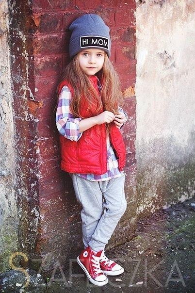 маленькие девочки фото модели