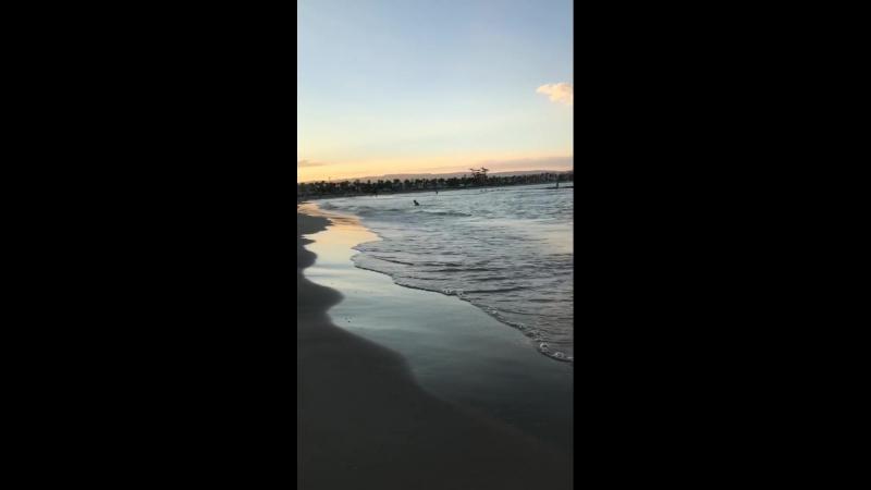 Costa Dorada - великолепие красок в закате🌅
