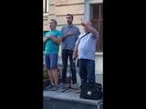 Митинг в Запорожье. 40 градусов накала