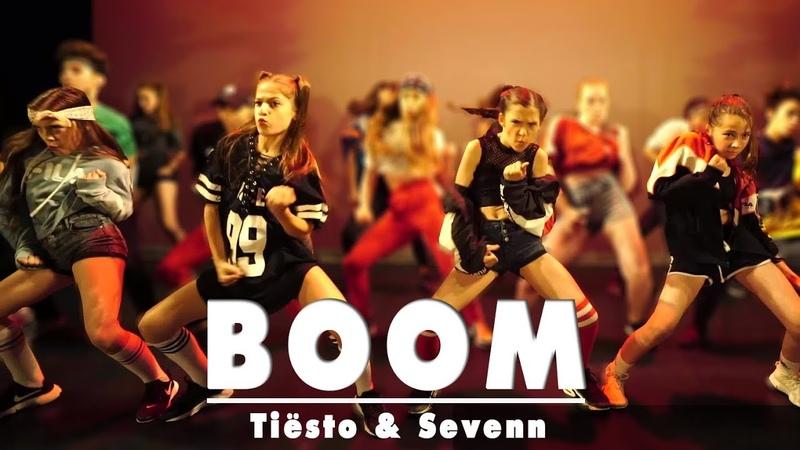 Tiësto Sevenn – BOOM | Street Dance Kids | Choreography Sabrina Lonis