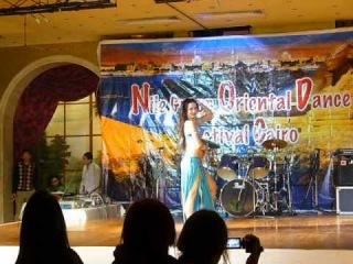 Marta Korzun Tabla at NGF Nov 2010