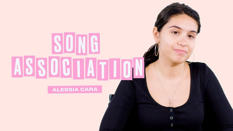 Alessia Cara Sings Rihanna, Michael Bublé, and Destinys Child in a Game of Song Association | ELLE