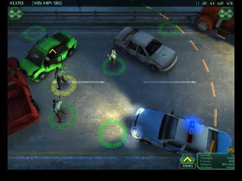 Zombie Defense Mi primera partida