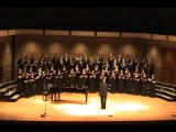 Alleluia - Randall Thompson (South Dakota State University Concert Choir)