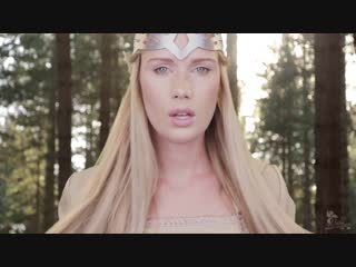Asmr lotr galadriel || activate your higher mind (binaural beats)