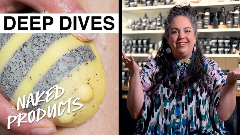 Lush Deep Dives Going Zero Waste with Erica