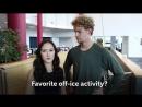 ShowMeHealthy Week Tips from Alexa and Chris Scimeca and Madison Chock and Evan Bates