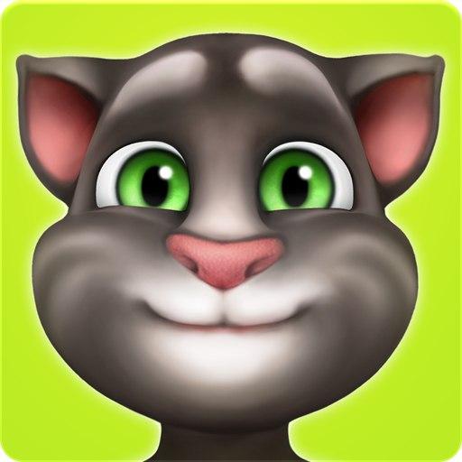 Играть онлайн в говорящего кота тома
