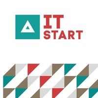 """Логотип Программа поддержки """"IT-START"""""""