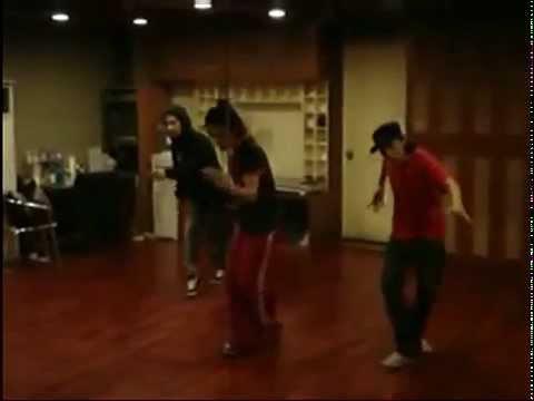 GDragon, Taeyang Se7en dance 'predebut'