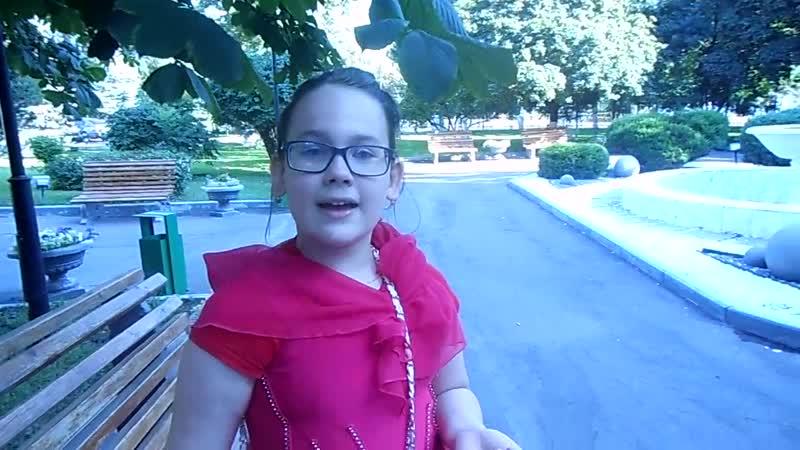 Видео-визитка Лодянова Елизавета