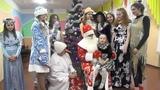 Чудеса на Рождество воспитанников детского приюта поздравили с праздником активисты БРСМ