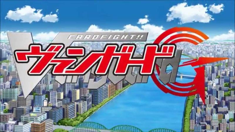 「BREAK IT!!」Miyano Mamoru - Cardfight!! Vanguard G OP1 (Cardfight!! Vanguard OP9) HD