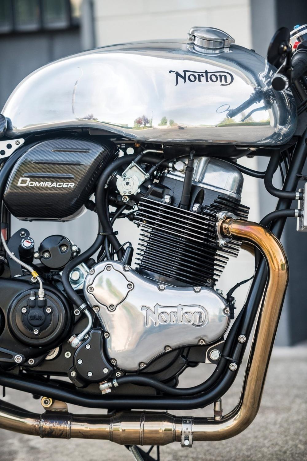 Norton Domiracer стоимостью 76 000 долларов