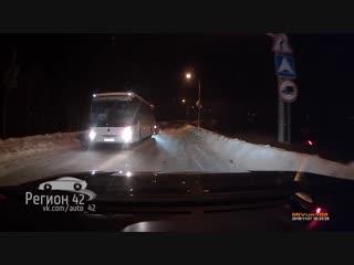ДТП в Кедровке - Регион-42