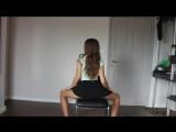 Russian Girl Erotic Upskirt Booty Dance