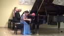 22 11 18 A Dovgan' in concert in Nõmme Children's Music School Tallinn Estonia