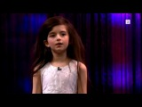 Angelina Jordan - Fly Me To The Moon