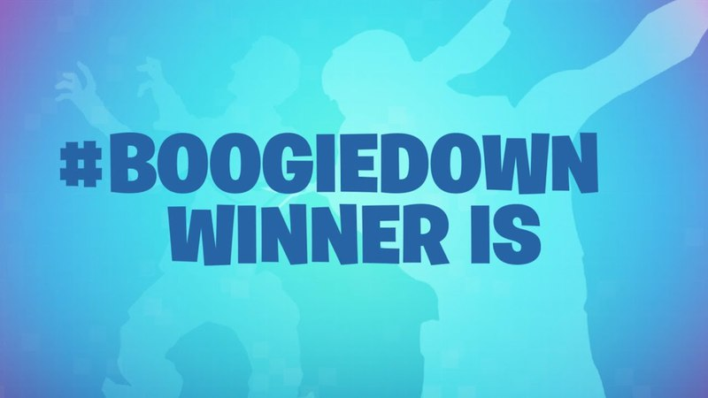 Boogiedown CONTEST WINNERS ANNOUNCED