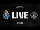 Квалификация Лиги Чемпионов ФИБА 1 раунд Порту vs Нижний Новгород