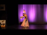 Eglal belly dancer- Muwashahat (Tales of Sahara Festival 2011)